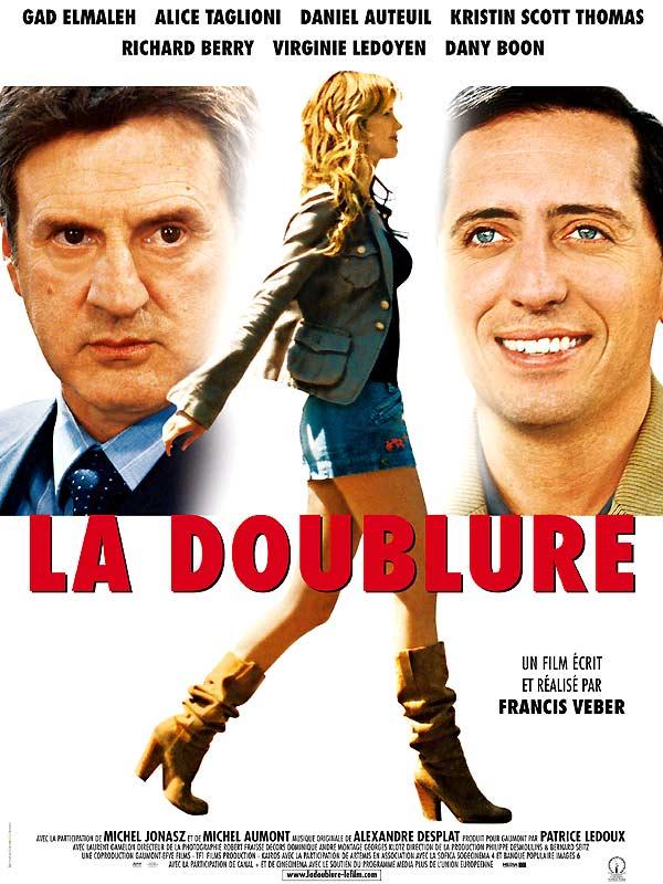დუბლიორი (ქართულად) - La doublure / Дублер (2006)