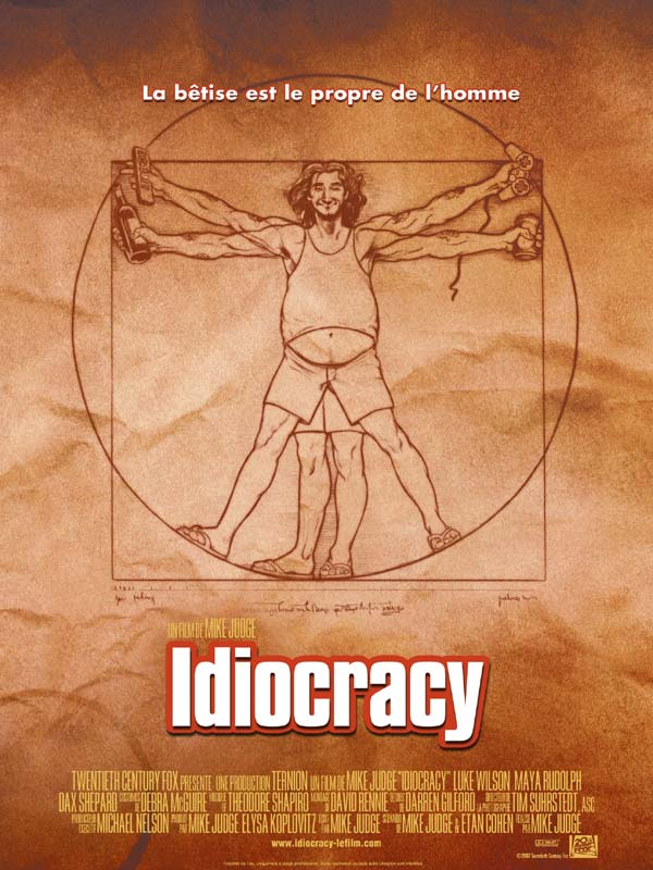 Idiocracy Streaming