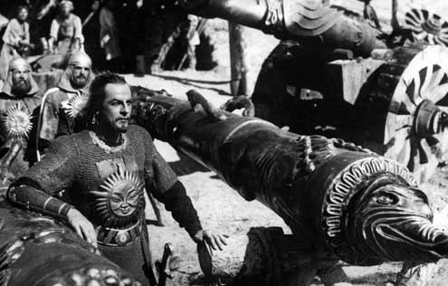 Ivan le Terrible : Photo Nikolai Cherkasov, Sergueï Mikhailovich Eisenstein