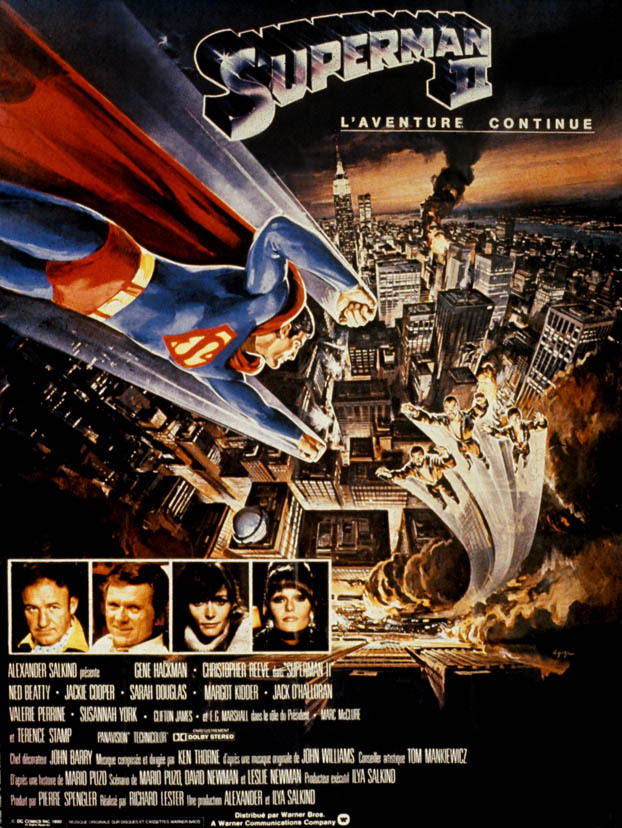 Superman II streaming
