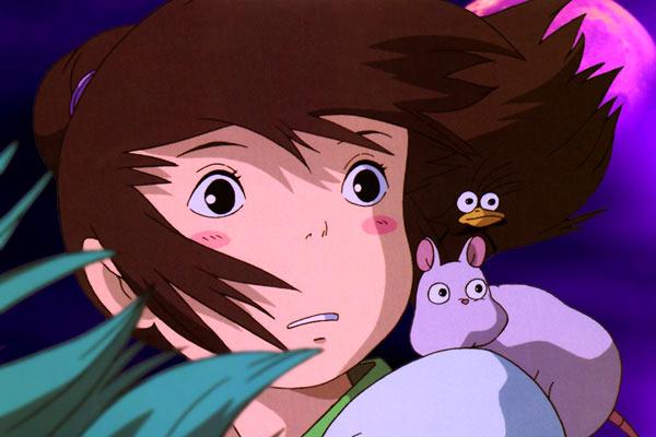 DVDRip El viaje de Chihiro