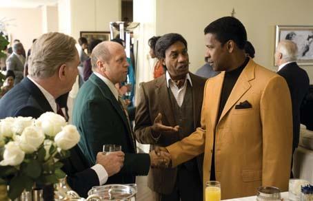 American Gangster : Photo Denzel Washington, Joe Morton
