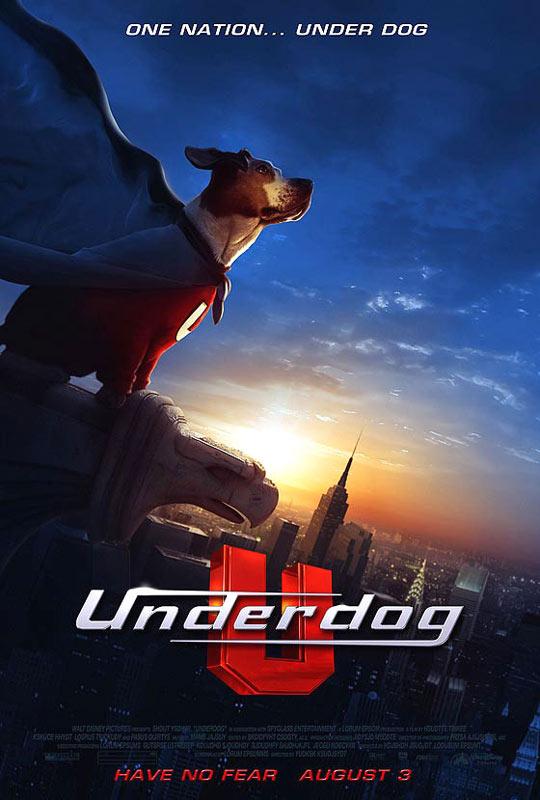 Underdog, chien volant non identifié streaming