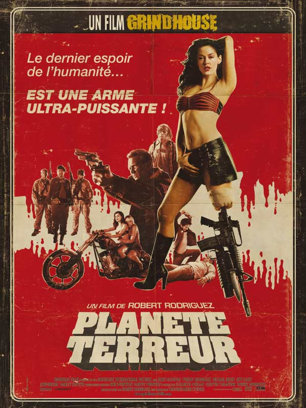 Planète terreur - un film Grindhouse streaming
