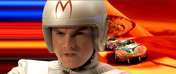 Speed Racer : photo Andy Wachowski, Emile Hirsch, Lana Wachowski