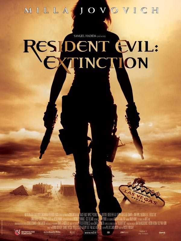 Resident Evil : Extinction streaming