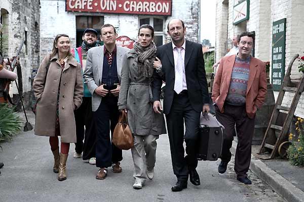 Bienvenue chez les Ch'tis : Photo Anne Marivin, Dany Boon, Guy Lecluyse, Kad Merad, Philippe Duquesne