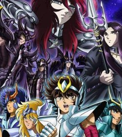 les chevaliers du zodiaque chapitre hadès - inferno