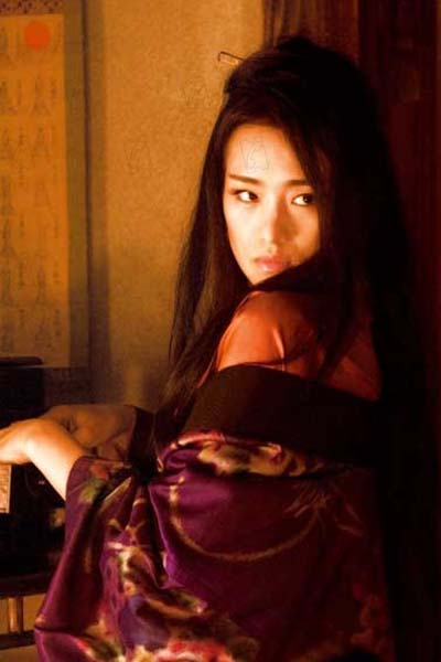 photo de gong li photo gong li allocin. Black Bedroom Furniture Sets. Home Design Ideas