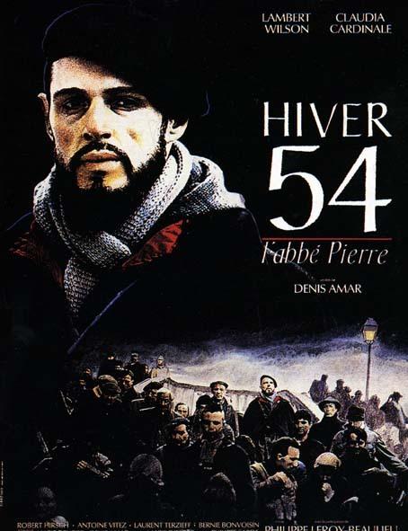 Hiver 54 : L'abbé Pierre