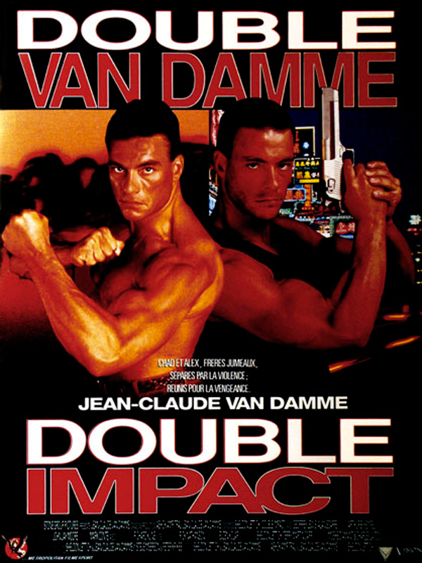 telecharger Double impact DVDRIP Complet