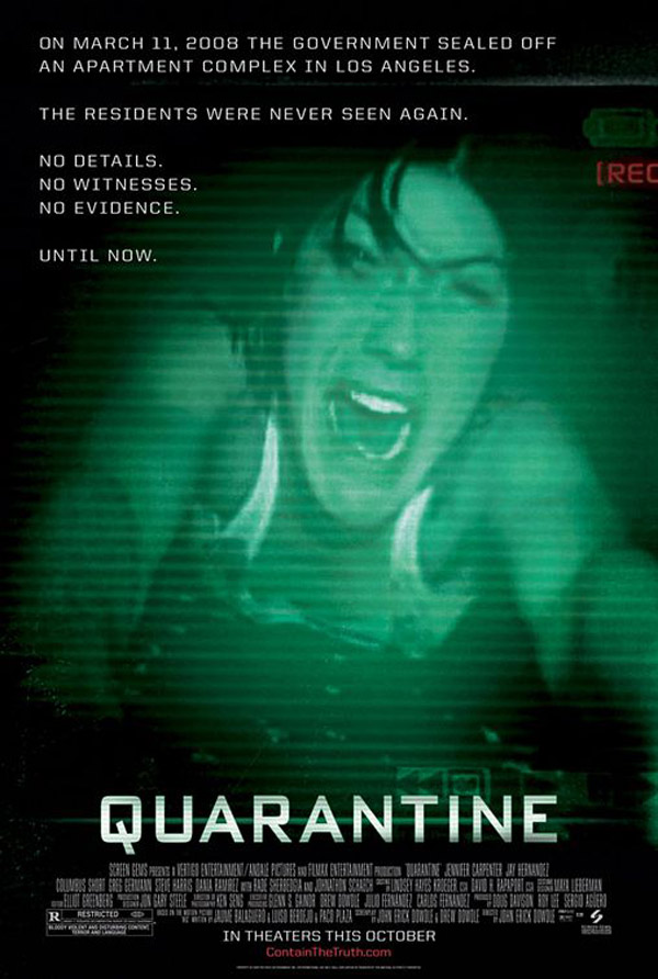 En quarantaine [FRENCH DVDRiP]