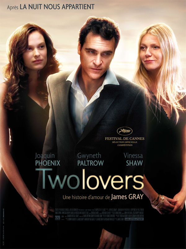 Two Lovers : Affiche Gwyneth Paltrow, James Gray, Joaquin Phoenix, Vinessa Shaw