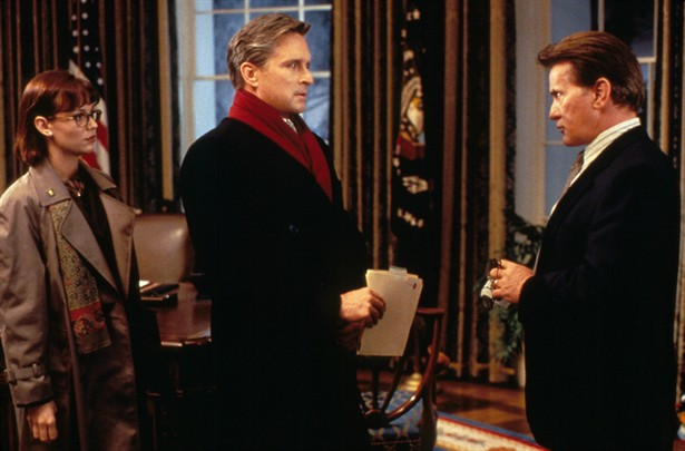 Le Président et Miss Wade : photo