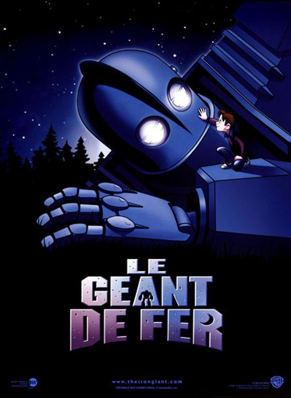 Le g ant de fer film 1999 allocin - Le geant du cintre ...
