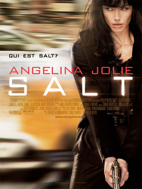 Regarder le film Salt en streaming
