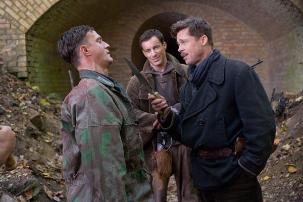 Photo du film Inglourious Basterds - Photo 6 sur 61 - AlloCiné