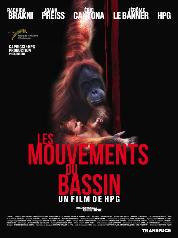 Casting du film les mouvements du bassin r alisateurs for Film pour bassin