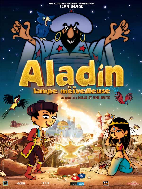 Aladin et la lampe merveilleuse Streaming HD Web-DL