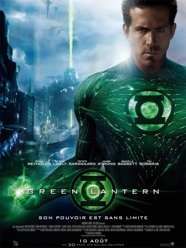 Regarder le film Green Lantern en streaming