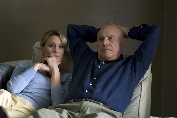 Les Vies privées de Pippa Lee : photo Alan Arkin, Rebecca Miller, Robin Wright