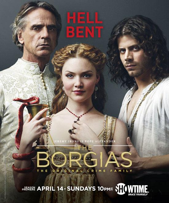 The Borgias Saison 3 Allocine