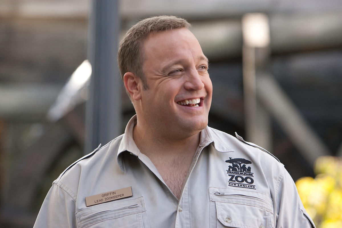 Zookeeper : Photo Frank Coraci, Kevin James