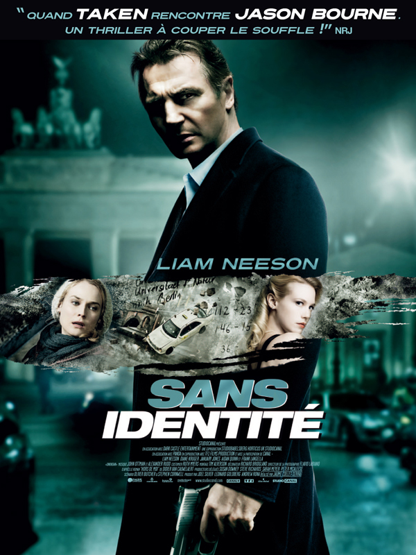 Sans identité streaming