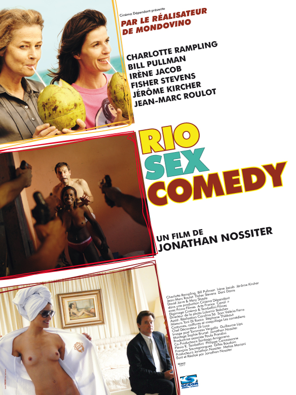from Bryan sex is comedy movie