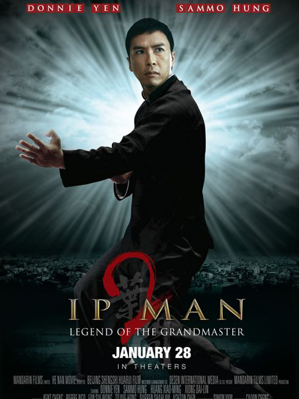 Ip Man 2 Le Retour du Grand Maitre [bluray]