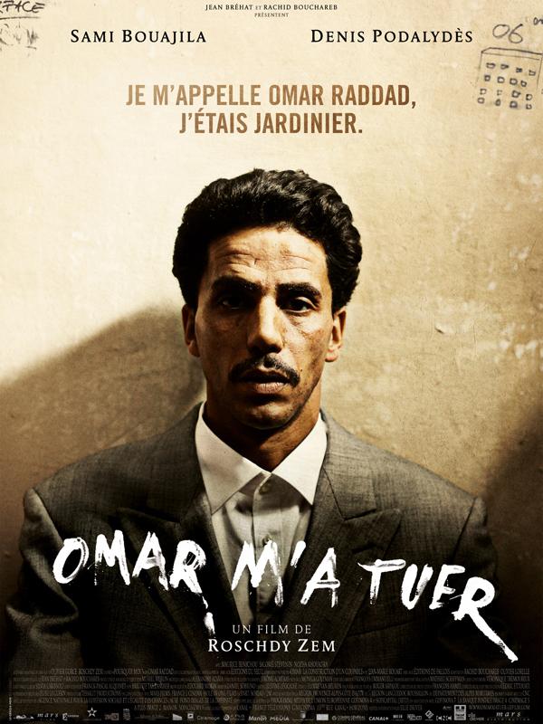 Omar m'a tuer : affiche