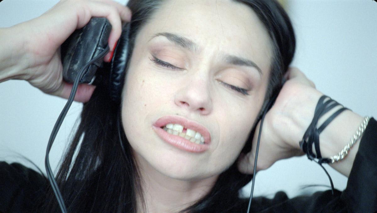 Hardcore s mastuberend meisje