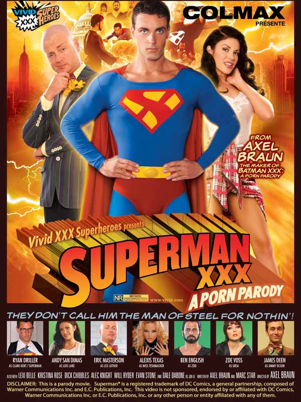 telecharger Superman XXX: A Porn Parody MKV WEBRip 1080p