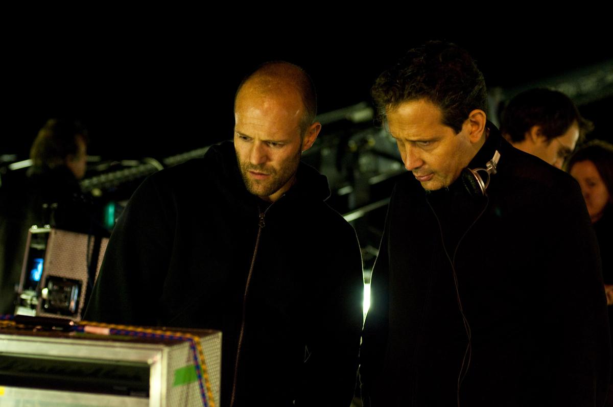 Blitz : photo Elliott Lester, Jason Statham
