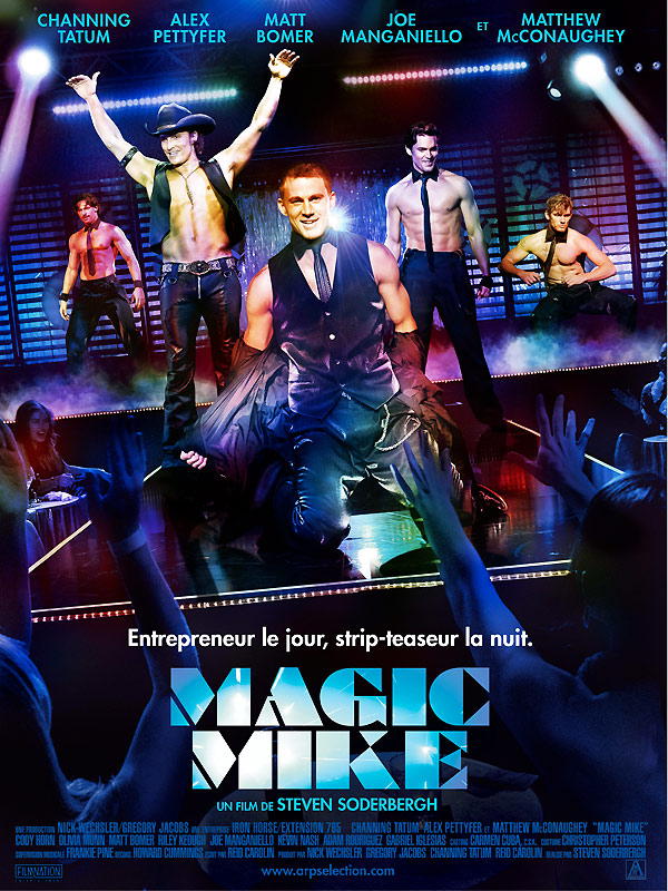 Magic Mike : affiche