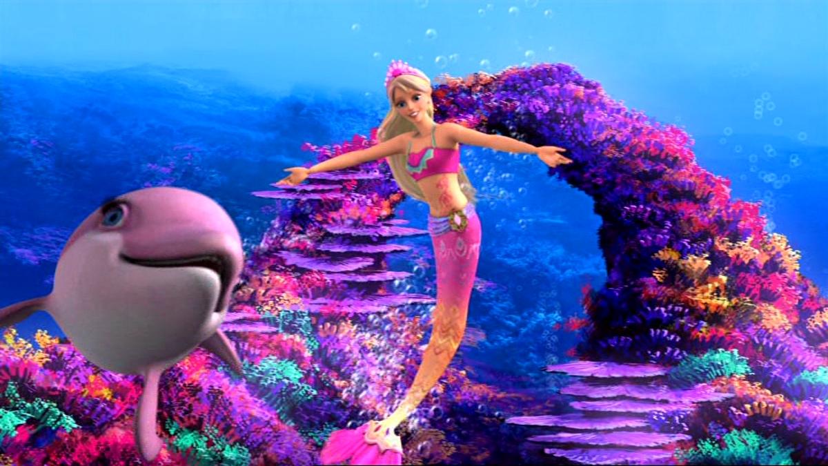 Photo du film barbie et le secret des sir nes 2 photo 5 sur 6 allocin - Barbi et le secret des sirenes 2 ...