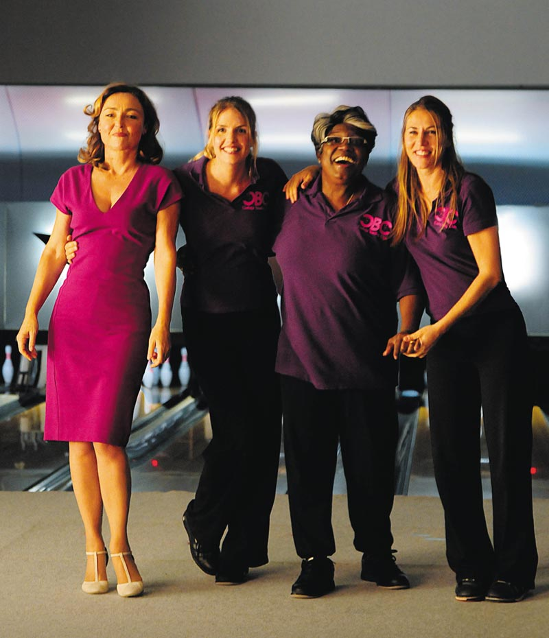 Bowling : Photo Catherine Frot, Mathilde Seigner