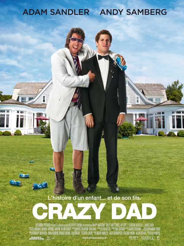 [Multi] Thats My Boy 2012 TRUEFRENCH BDRip XviD