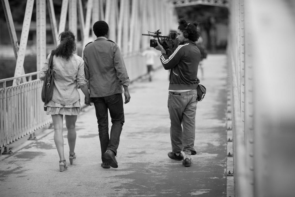 Rengaine : photo Rachid Djaïdani, Sabrina Hamida, Stephane Soo Mongo