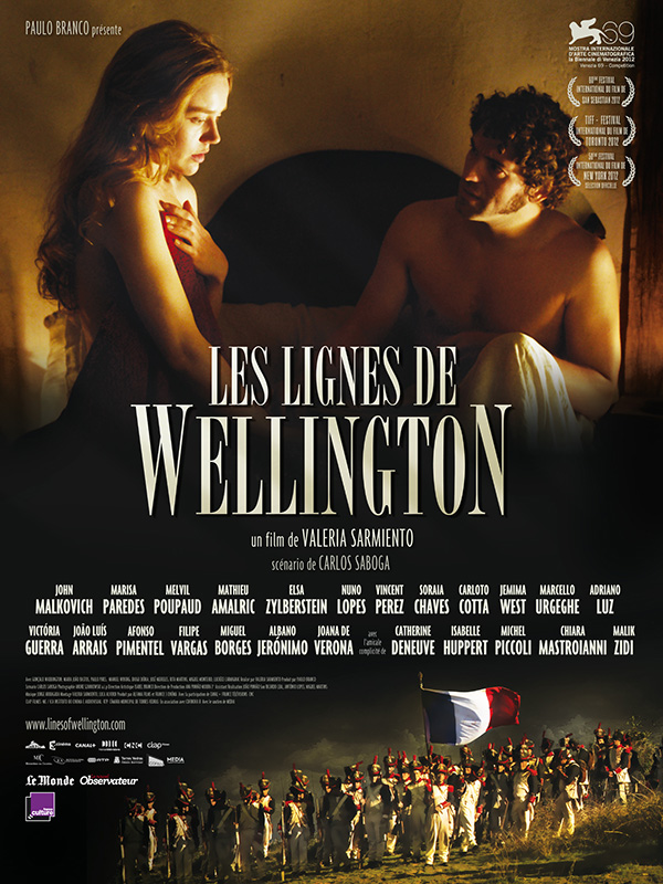 Les Lignes de Wellington [MULTI-FRENCH] [DVD-R PAL]