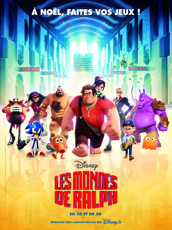 Les Mondes de Ralph streaming