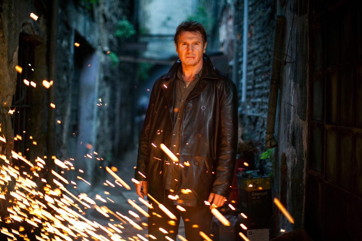 Taken 2 : photo Liam Neeson