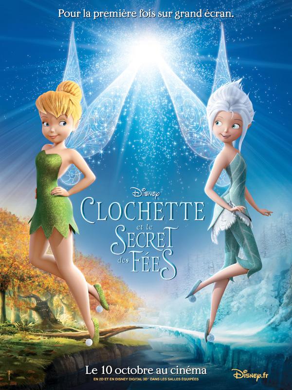 Clochette et le secret des f es film 2012 allocin - La fee clochette et le secret des fees ...
