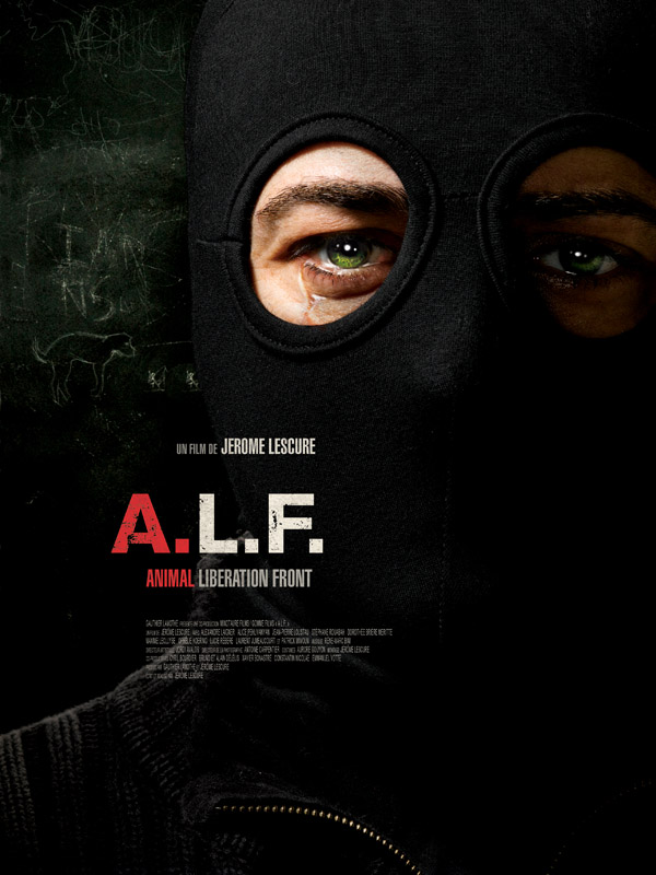 A.L.F. (Animal Liberation Front)   VF