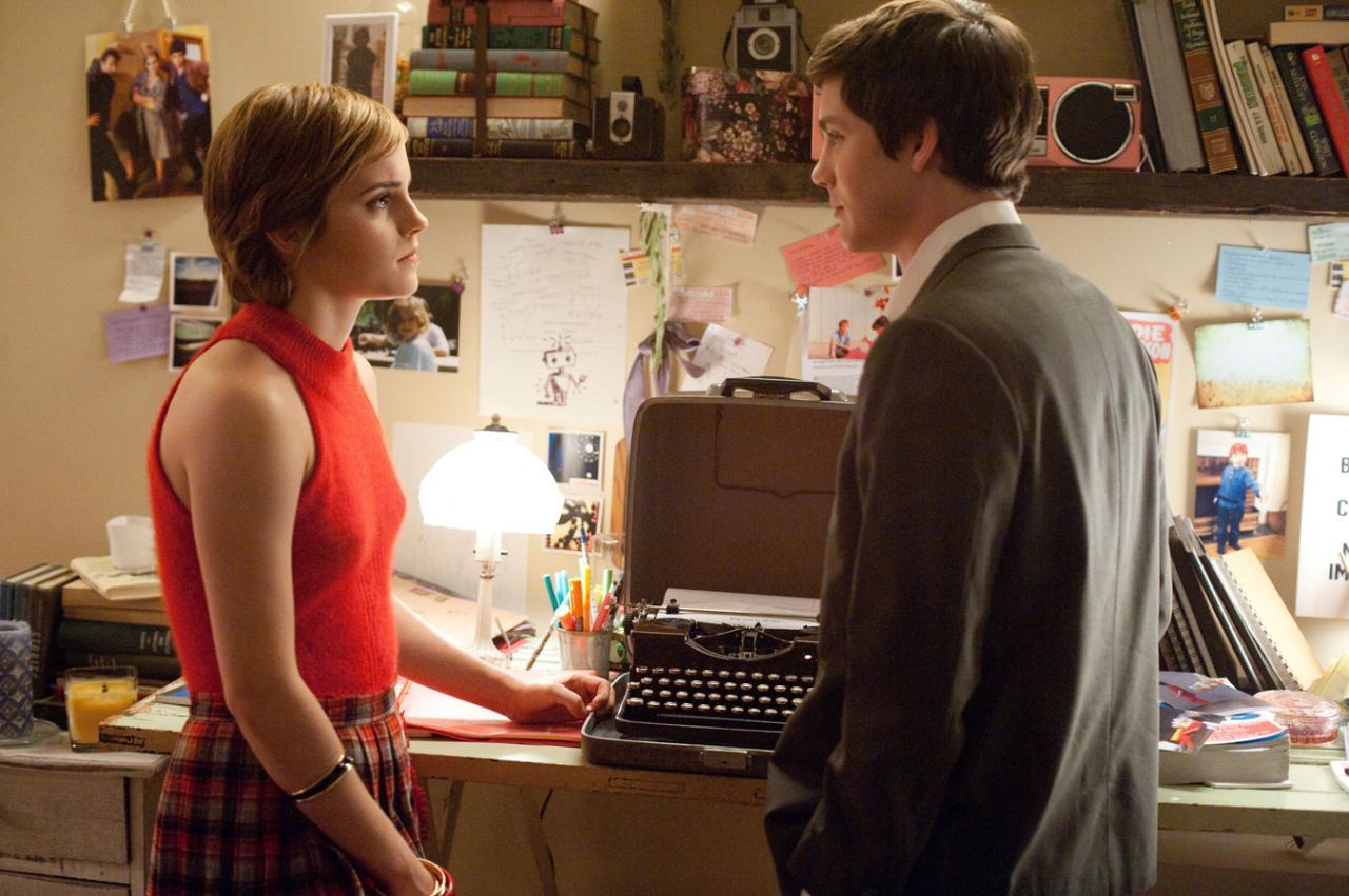 Le Monde de Charlie : Photo Emma Watson, Logan Lerman