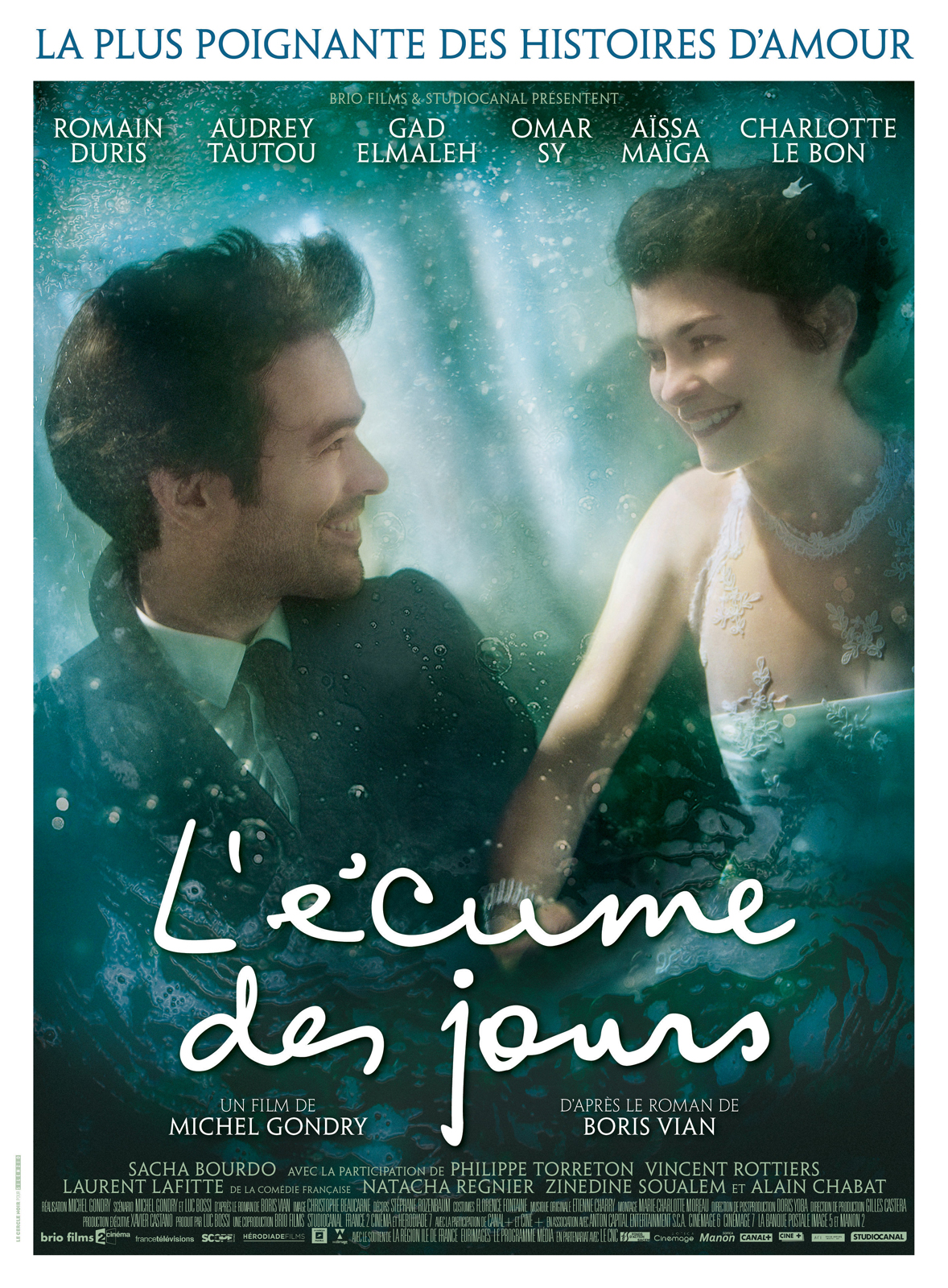 L'Ecume des jours [FRENCH] [Blu-Ray 1080p]