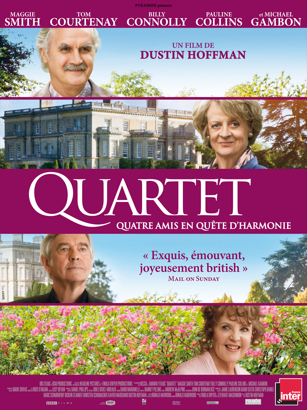 Quartet [MULTI-TRUEFRENCH] [DVD-R PAL]
