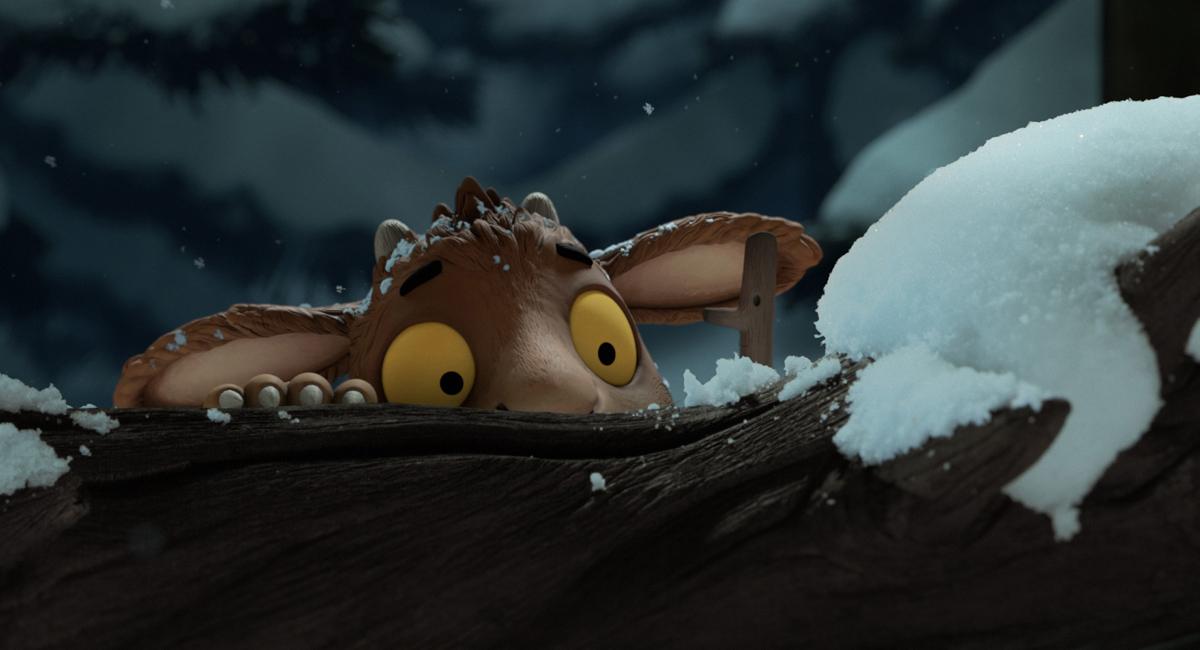 Le Petit Gruffalo : photo