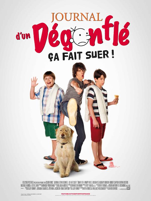 Journal d'un Dégonflé : ça fait suer ! Streaming Gratuit Français