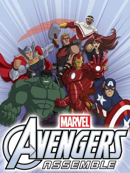 Avengers Assemble Saison 01 FRENCH